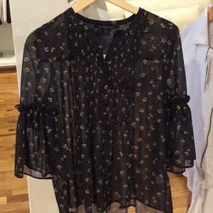 French Connection Mahi Blouse